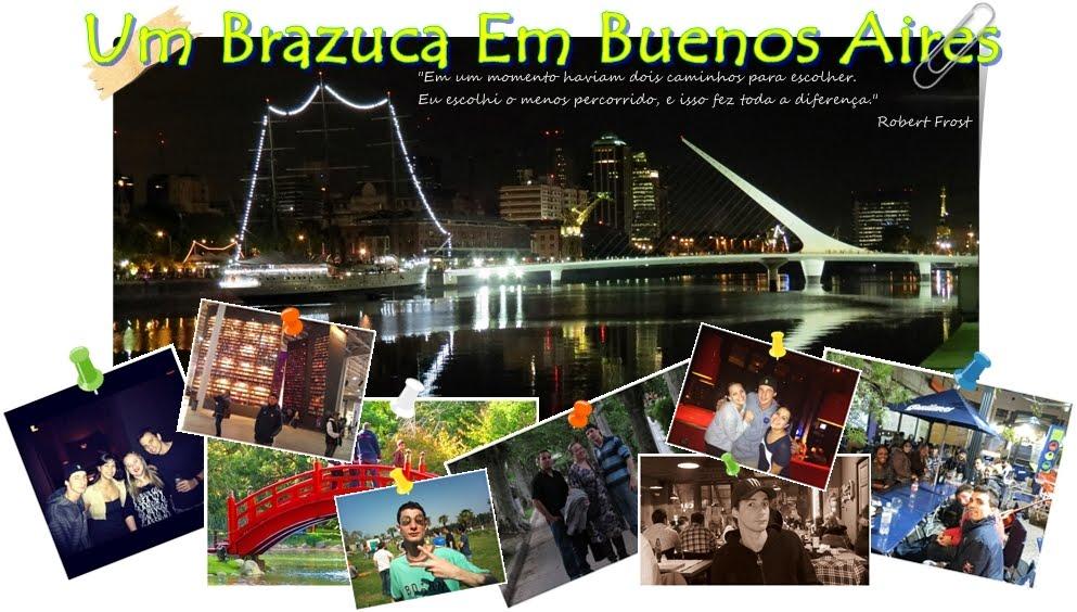 Um Brazuca em Buenos Aires