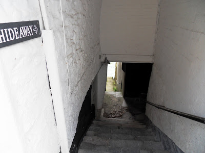 The Hideaway in Fowey Cornwall
