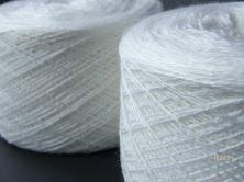 Villa/siidi/kašmiirisegune pitsilõng  /  wool/silk/cashmere blend yarn