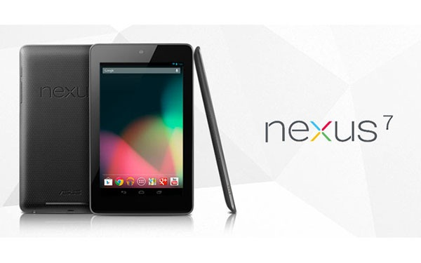 google tablet nexus 7