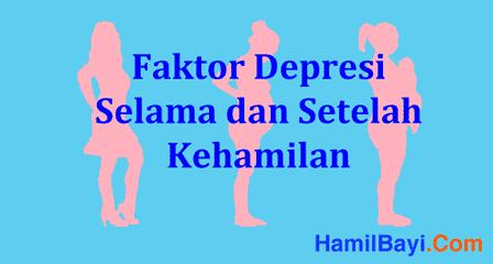 Depresi Melahirkan