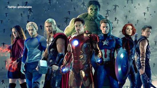 Avengers Ultron Movie Comics - Marvel