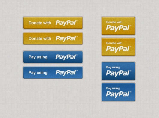 paypal ödeme butonu indir, paypal bağış butonu indir, paypal butonları indir, paypal psd buton, PSD Dosyası, Photoshop,