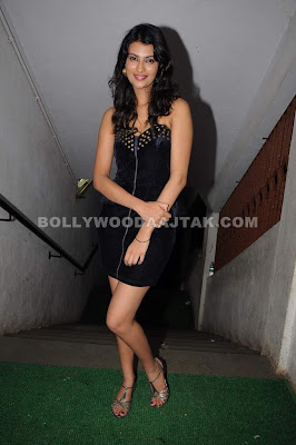 Sayali Bhagat at Tassel fashion Show In Black