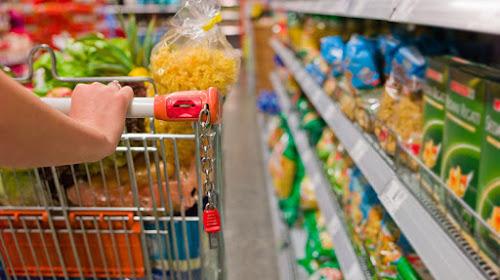Lista de compras: Supermercado