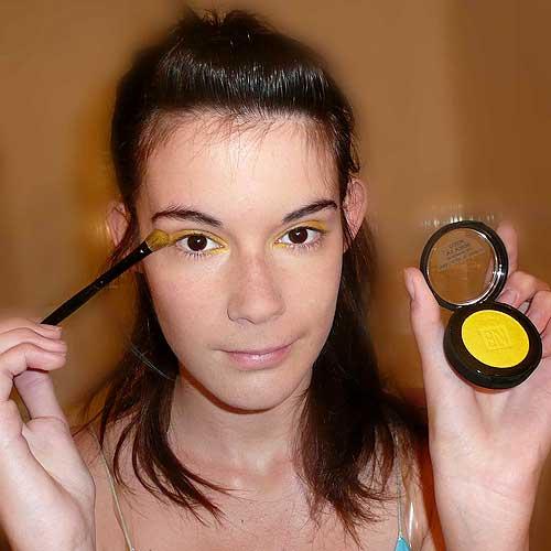 maquillaje primavera paso 1