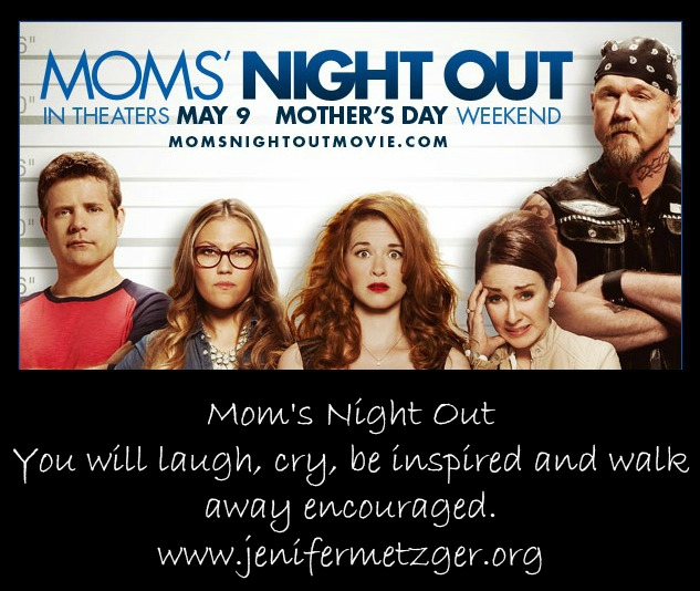 #momsnightout New comedy Mom's Night Out is a MUST SEE!
