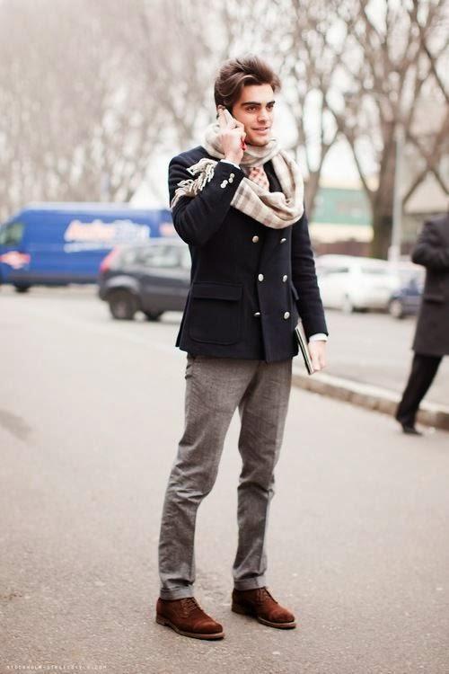 Man Fashion Trends...