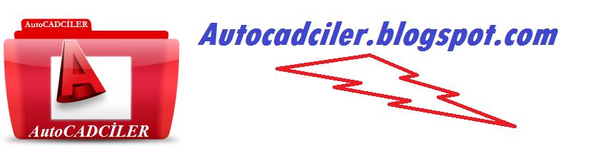 Autocadciler;Tasarlamak ve üretmek amacını sunar.