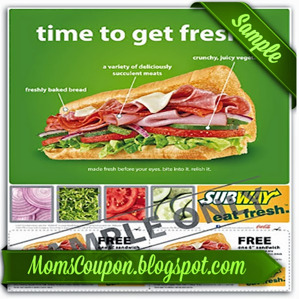 Where can i get subway coupons
