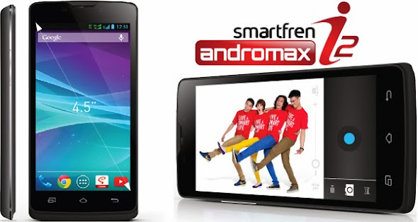 Smartfren Andromax i2 Terbaru