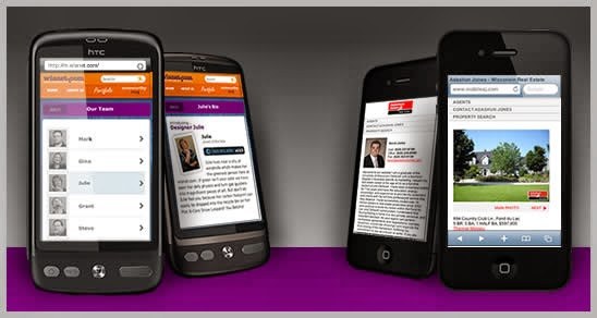 Mobile Websites for a Business