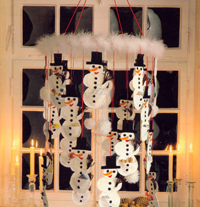 Купить снеговика своими руками