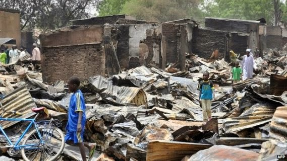 Boko Haram takes over Borno villages, kills 9, hoists flag