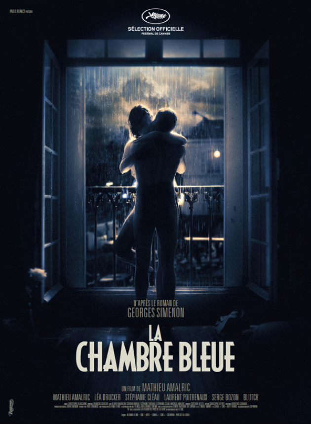 Dreaming of france the trailer for la chambre bleue blue for Amalric la chambre bleue