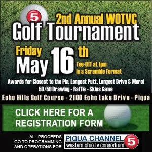 Golf Tournament May 16
