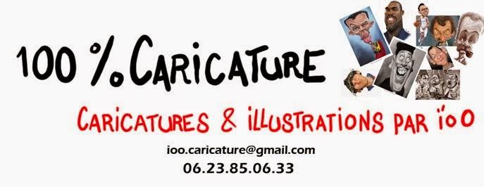 100% caricature