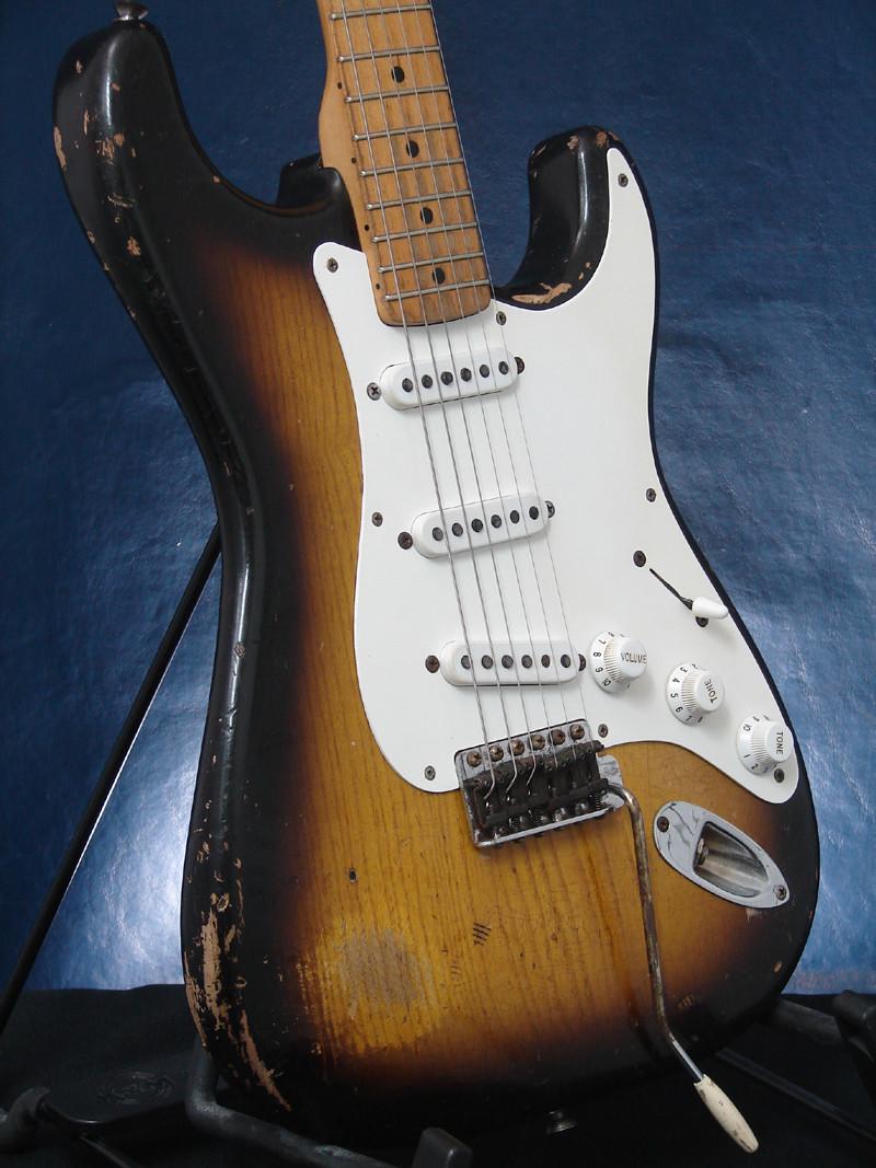 Vintage Guitarz May 2013 1965 Gibson Es345 Wiring Repair Chicago Fret Works Guitar 1955 Fender Stratocaster