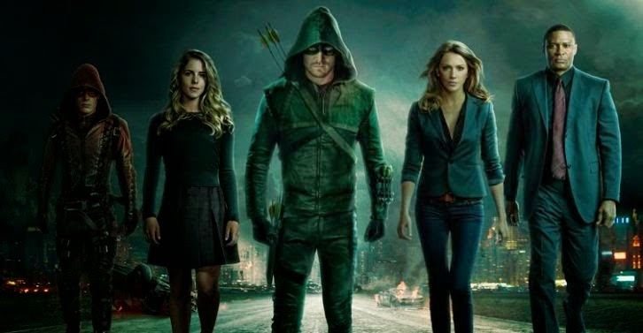 Arrow - EW Interview with Marc Guggenheim about Roy's Decision + Variety Interview