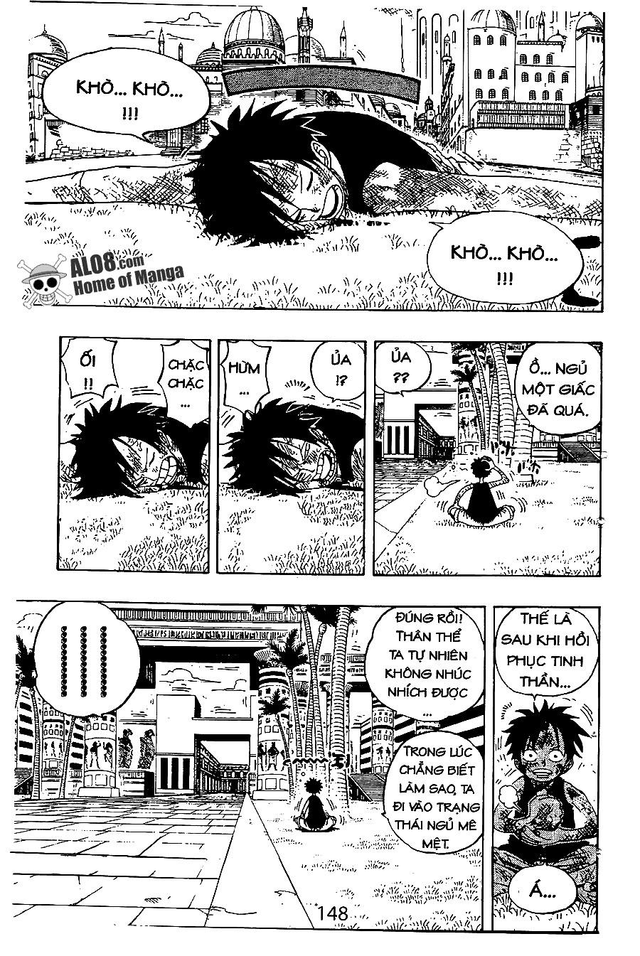 Đảo Hải Tặc chap 203 - Trang 18