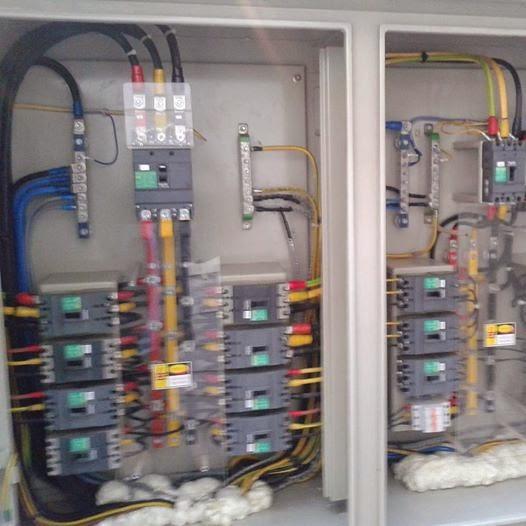 Wiring panel lvmdp wire center panel distribusi lvmdp mdp sdp jasa pembuatan panel listrik rh infopanelmaker com structured wiring panel sub panel wiring cheapraybanclubmaster Image collections