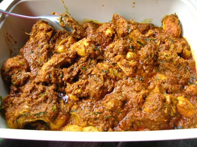 Resepi Rendang Ayam Minang