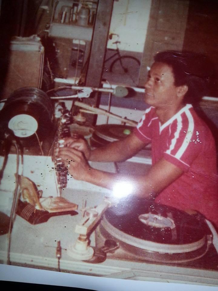 El profesor Humberto Marte