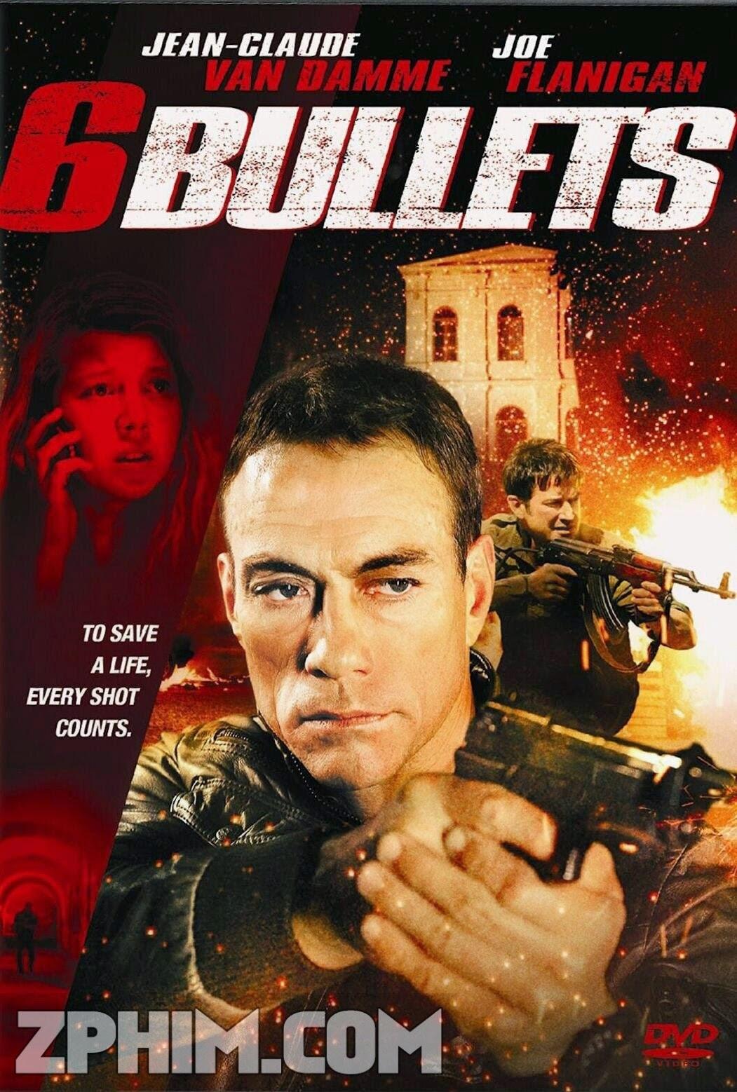 6 Viên Đạn - 6 Bullets (2012) Poster