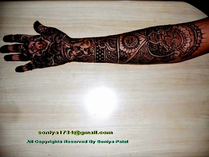 Latest Trend of Eid Mehandi Designs