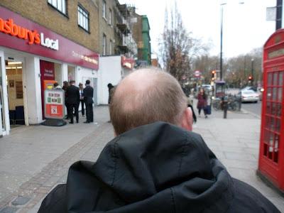 Bald Spot 9