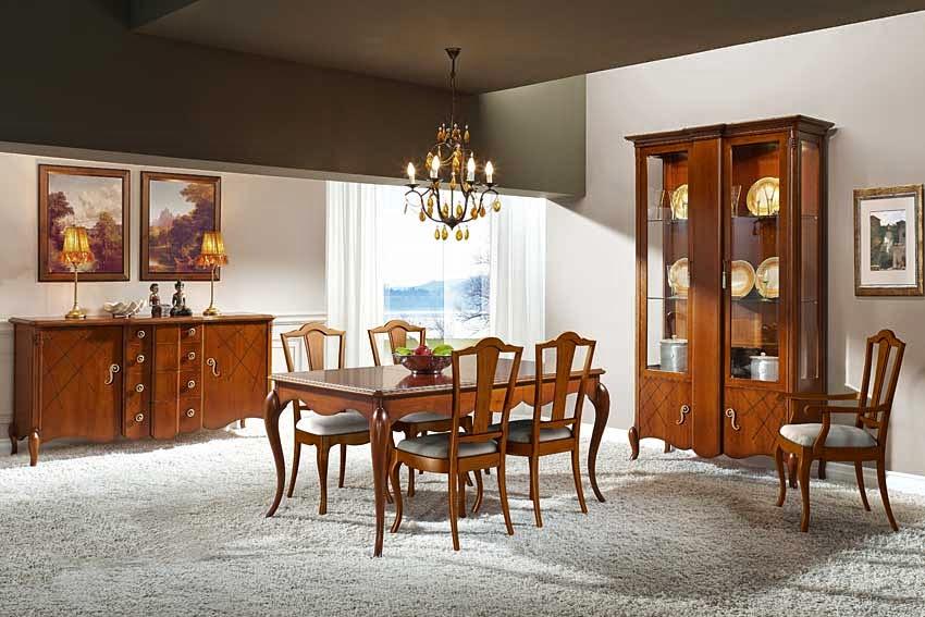Los muebles de comedor básicos - Decoración de dormitorios