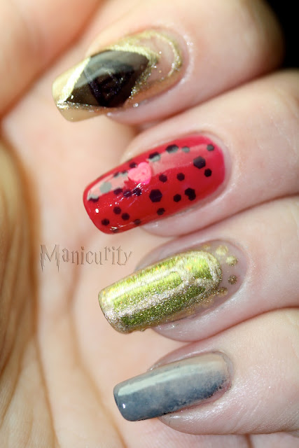 Harry Potter and the Half-Blood Prince mani