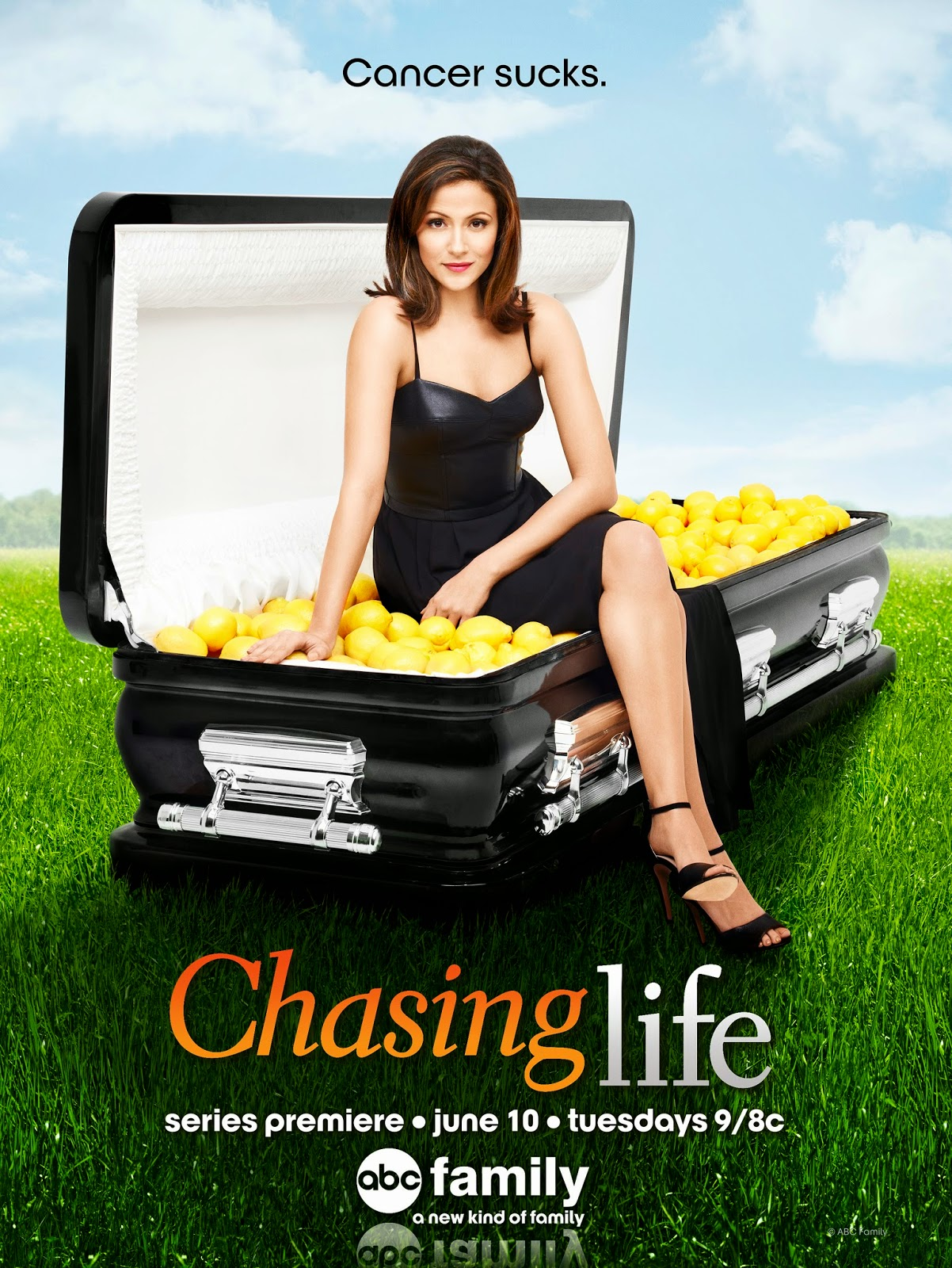 Chasing Life key art