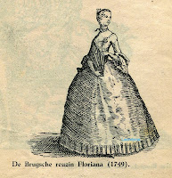 De Brugse reuzin Floriana 1749