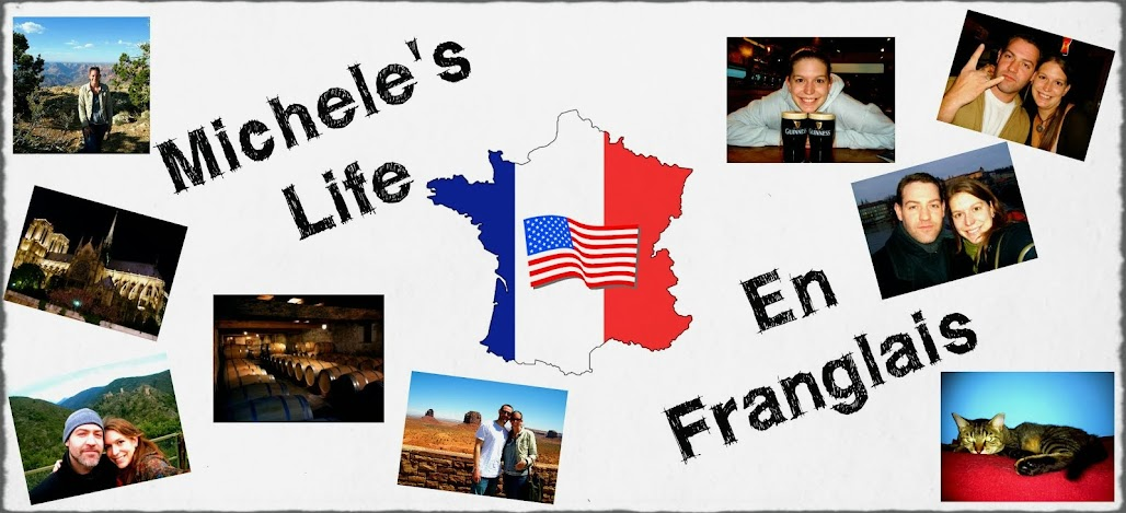 Michele's life en franglais