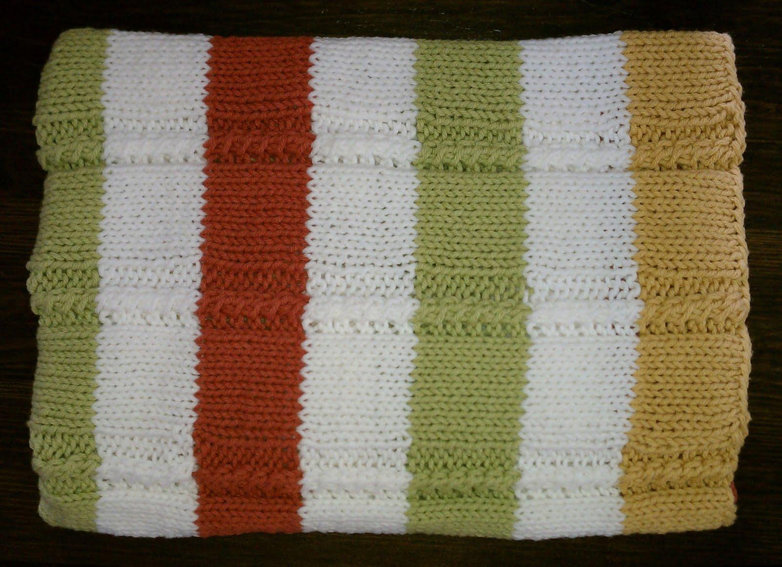 Knitting Pattern For Stroller Blanket : so suki: Blankets....All Sorts