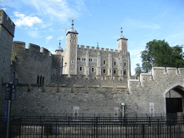 Torre de Londres… de perder a cabeça!