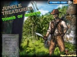 Você é um caçador de tesouros, e terá o objetivo coletar todos os tesouros de cada nível. Os tesouros estão escondidos em baús. Tente encontrar todas as caixas para passar de nível. Para obter pontos mate os monstros e colete as armas e artefatos.