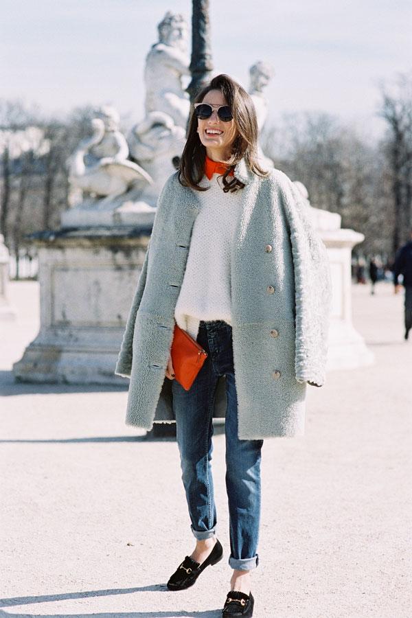 Vanessa Jackman Paris Fashion Week Aw 2015