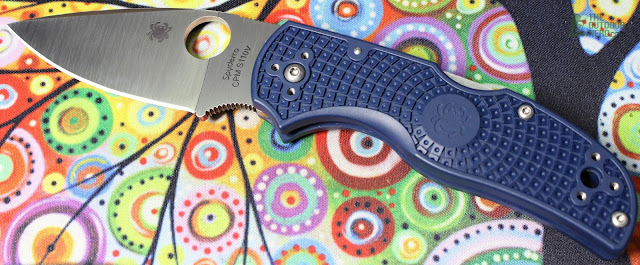 Spyderco Native 5 FRN S110V EDC Pocket Knife - Product Link