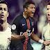"Thiago Silva: ""Tomara que Cristiano Ronaldo venha para o PSG""."