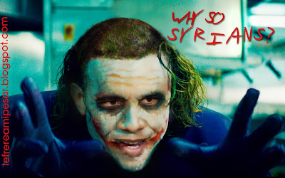 """Obama"", ""Siria"", ""why so serious?"""
