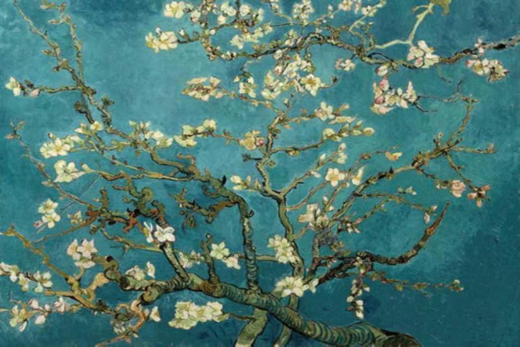 Flowers Van Gogh 022512» Vector Clip Art - Free Clip Art