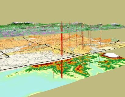 Cartografia medioambiental
