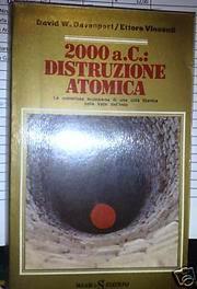 Il libro 2000 a.C. Distruzione atomica