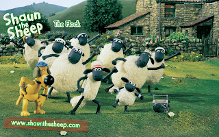 Download Gratis Wallpaper Shaun The Sheep