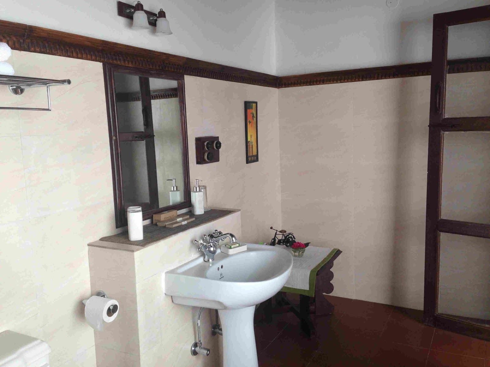 kerala house bathroom designs