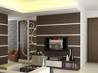 contoh ruang tamu minimalis sederhana