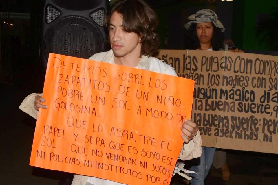 Manifestación Social en México (octubre de 2013)