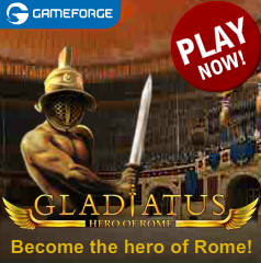 Gladiatus, the most popular role-playing game in Diablo 2 style of 2012